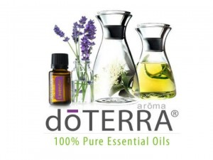 Doterra Oils and flasks